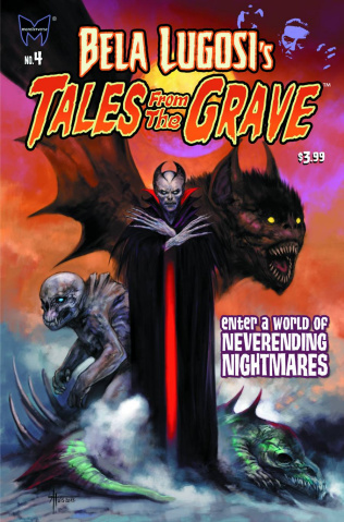 Bela Lugosi's Tales From Grave #4