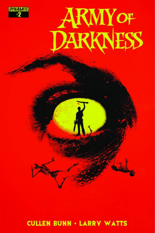 Army of Darkness #2 (Shaw Subscription Cover)