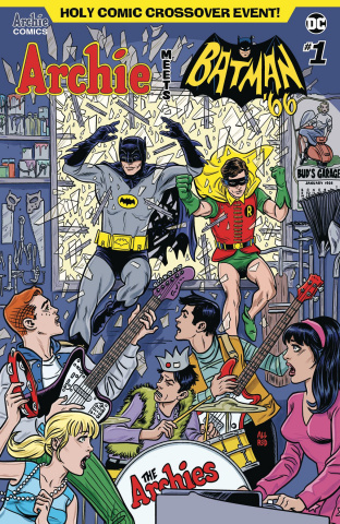 Archie Meets Batman '66 #1 (Allred Cover)