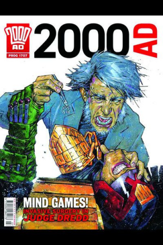 2000 AD Pack Feb. 2011