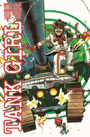 Tank Girl Colour Classics: 1993-1995