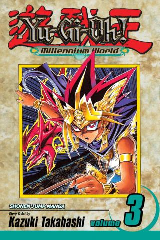 Yu-Gi-Oh! Millennium World Vol. 3