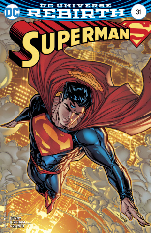 Superman #31 (Variant Cover)