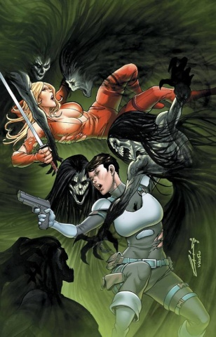 Grimm Fairy Tales: Realm War #10 (Laiso Cover)