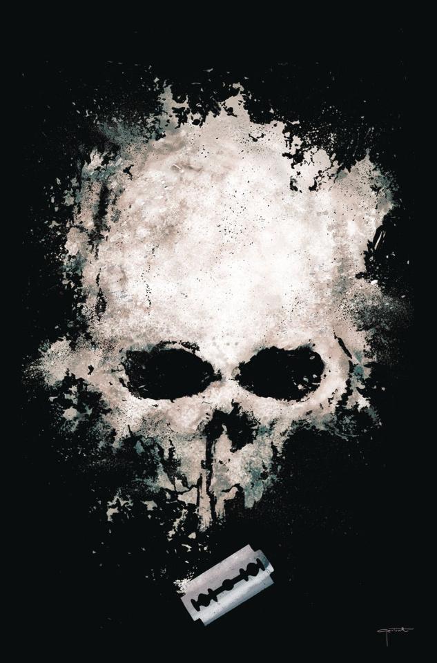 Bone Parish #1 (Garbett Cover)