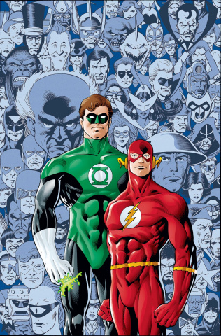 The Flash / Green Lantern: The Brave and The Bold