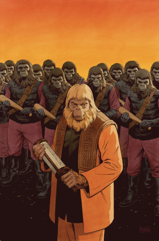The Planet of the Apes: Ursus #2