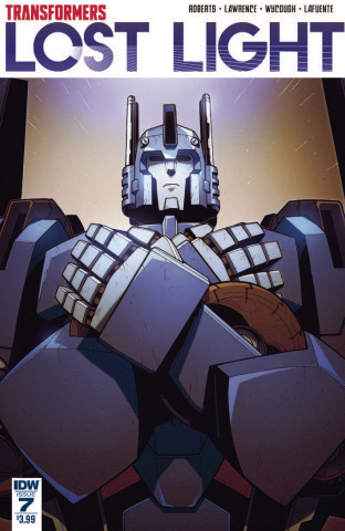 The Transformers: Lost Light #7