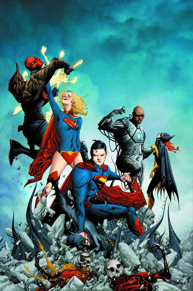 Batman / Superman Vol. 2: Endgame