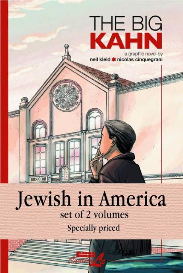 Jewish in America Vols. 1-2