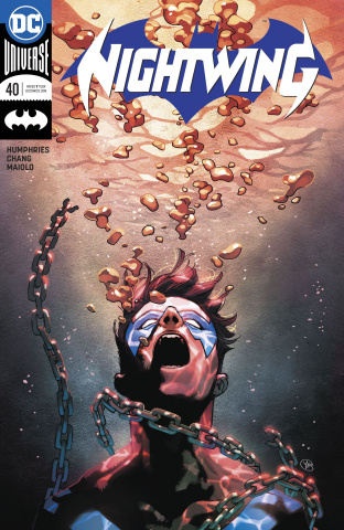 Nightwing #40 (Variant Cover)
