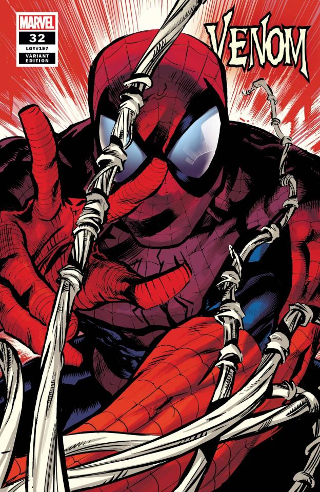Venom #32 (Stegman Cover)