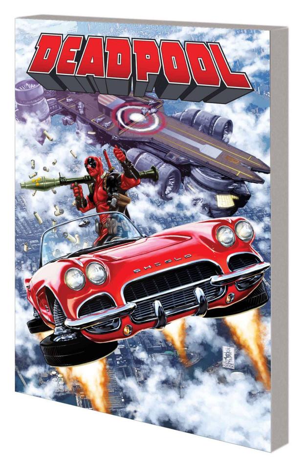 Deadpool Vol. 4: Deadpool vs. S.H.I.E.L.D.