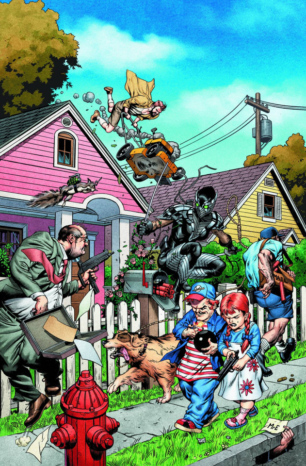 The Secret Six #4