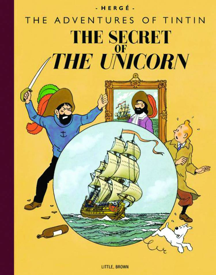 Tintin: The Secret of the Unicorn