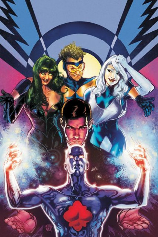 Justice League: Generation Lost Vol. 1