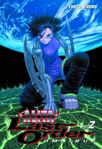 Battle Angel Alita: Last Order Vol. 2