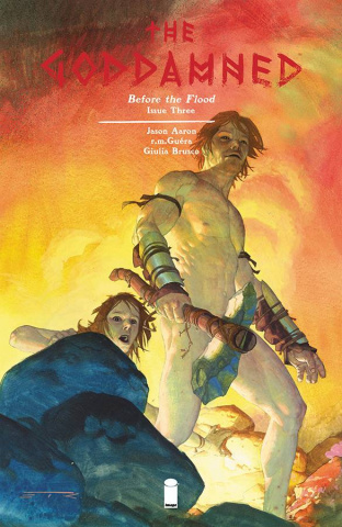 The Goddamned #3 (Ribic Cover)
