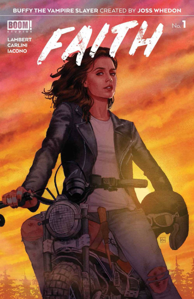 Buffy the Vampire Slayer: Faith #1