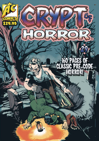 Crypt of Horror #29