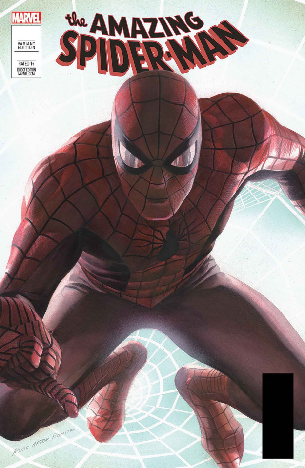 The Amazing Spider-Man #789 (Ross Cover)