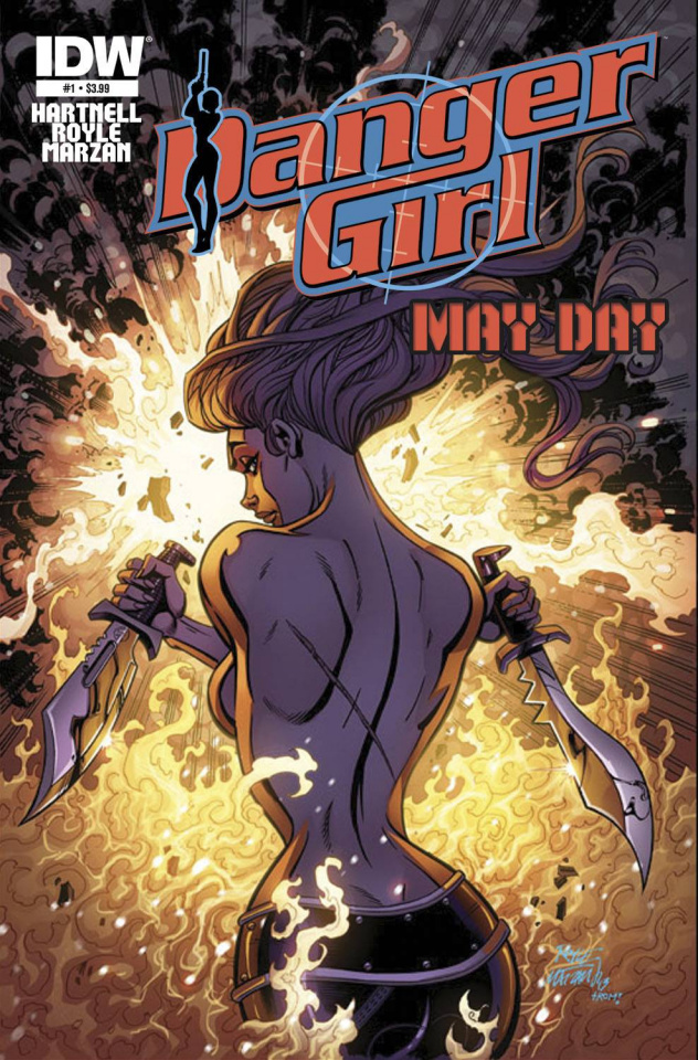 Danger Girl: May Day #1