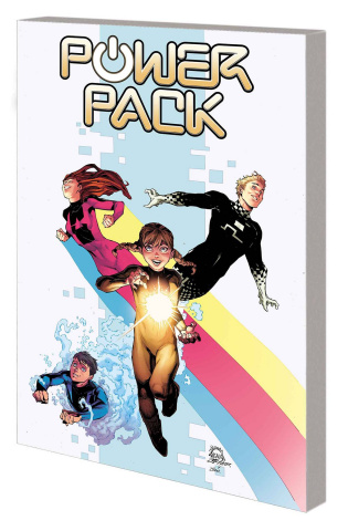 Power Pack: The Powers That Be