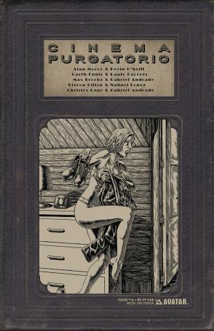Cinema Purgatorio #14 (Ancient Tome Premium Cover)