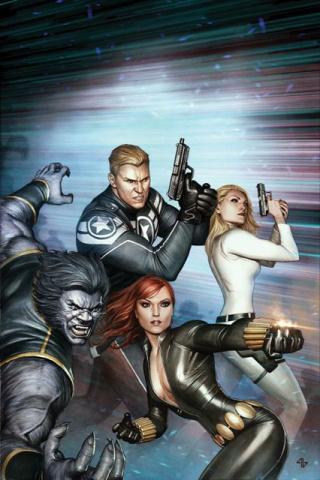 Secret Avengers #13: Fear