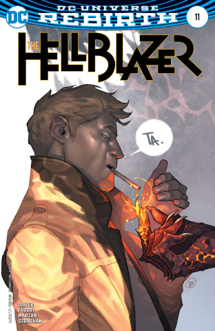Hellblazer #11 (Variant Cover)