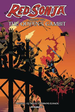 Red Sonja Vol. 2: The Queen's Gambit