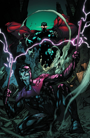 Justice League #25: Evil