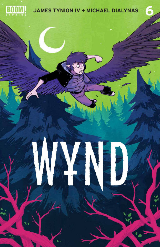 Wynd #6 (Dialynas Cover)