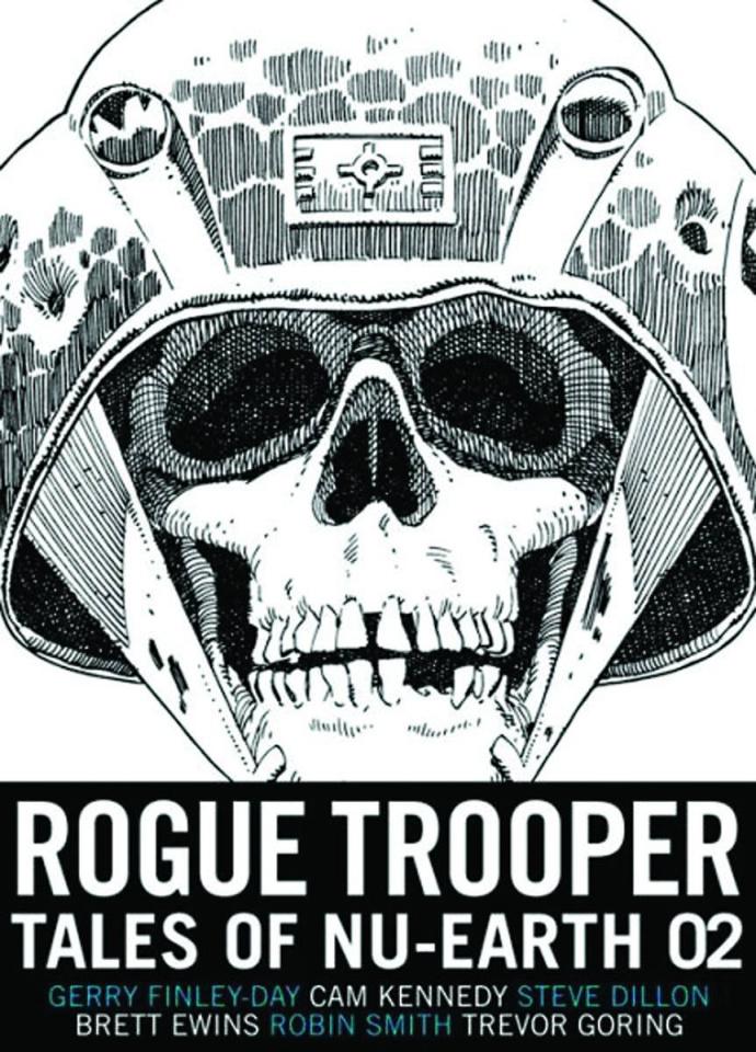 Rogue Trooper: Tales of Nu-Earth Vol. 2