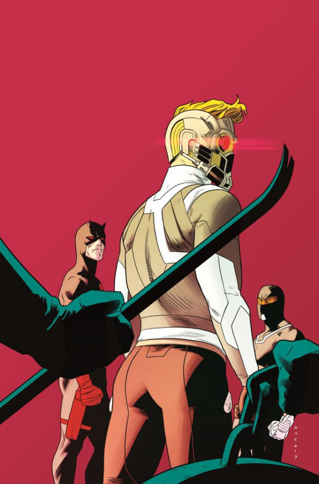 Star-Lord #5