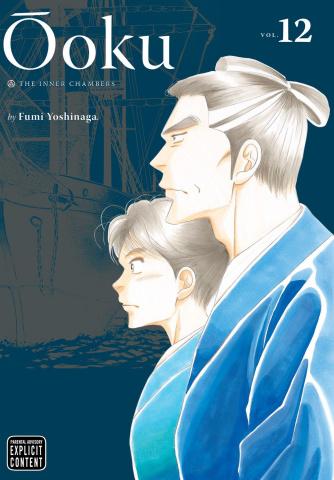 Ōoku: The Inner Chambers Vol. 12