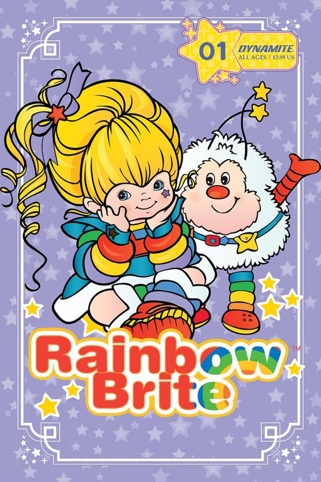 Rainbow Brite #1 (Classic Cover)