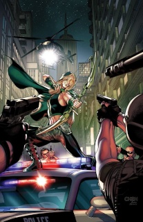 Grimm Fairy Tales: Robyn Hood - I Love NY #6 (Chen Cover)