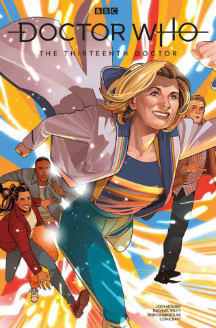 Doctor Who: The Thirteenth Doctor #2 (Stott Cover)