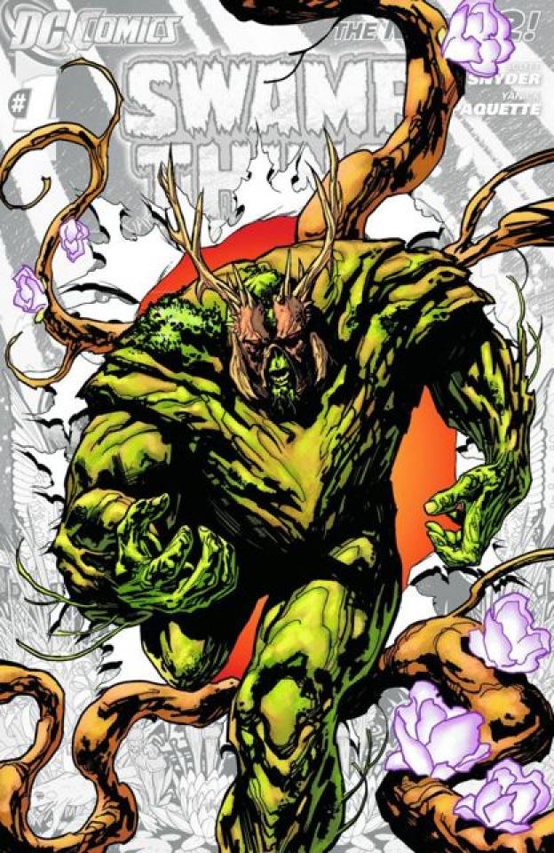 Swamp Thing #0