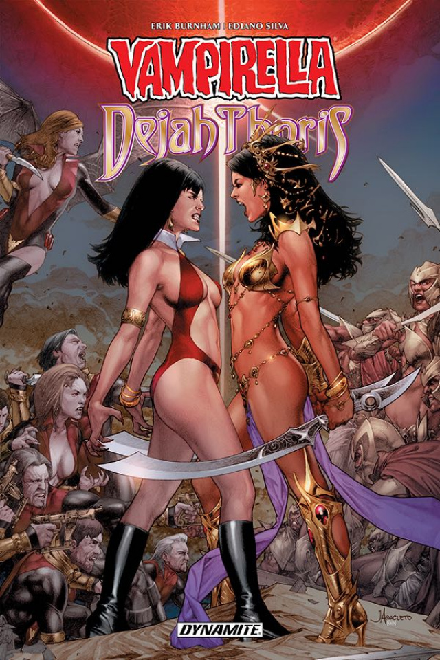 Vampirella / Dejah Thoris