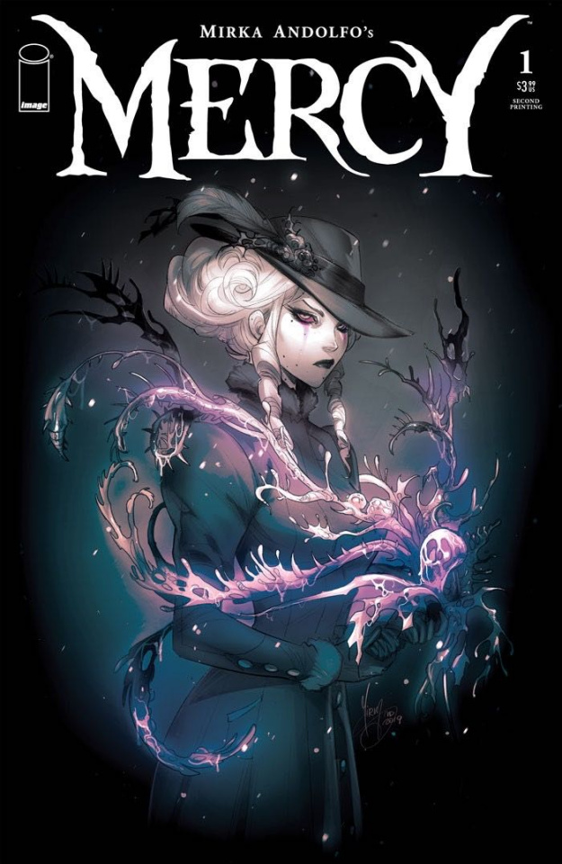 Mercy #1 (2nd Printing)