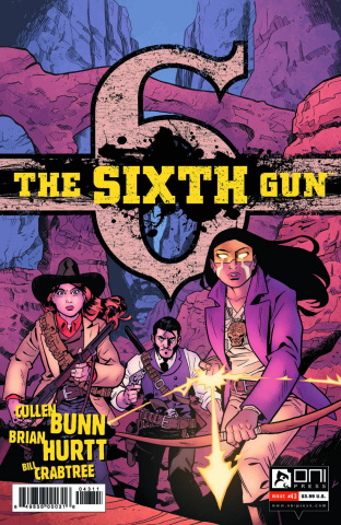 The Sixth Gun #43