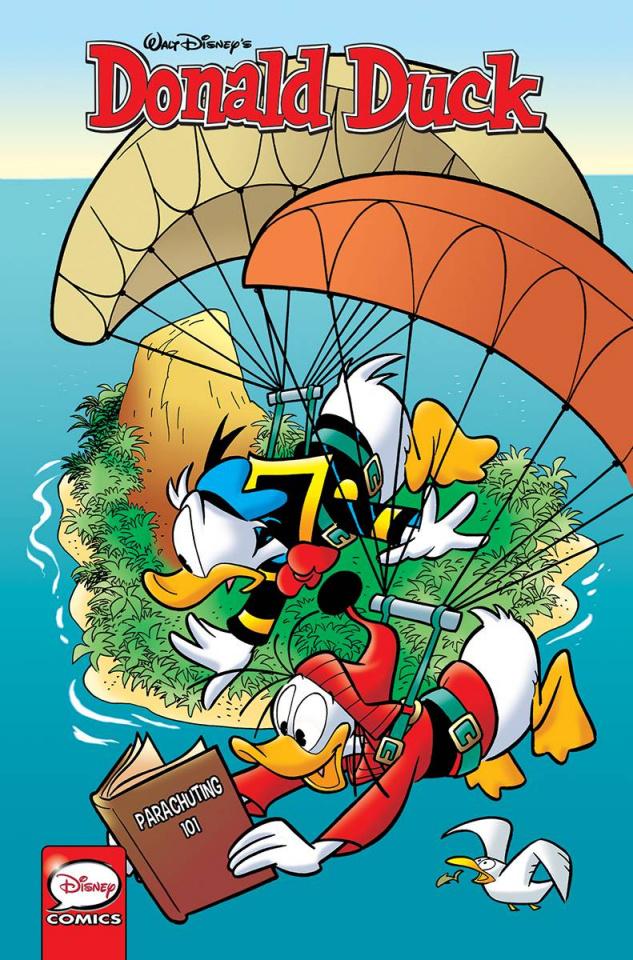 Donald Duck Vol. 1: Timeless Tales