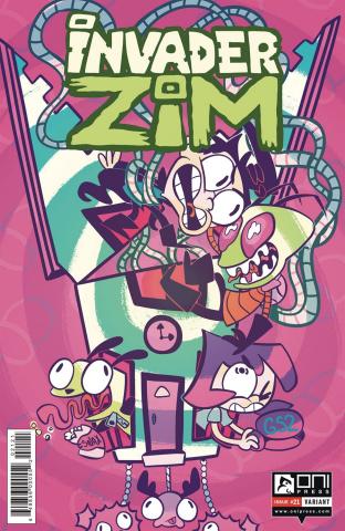 Invader Zim #21 (Boyle Cover)