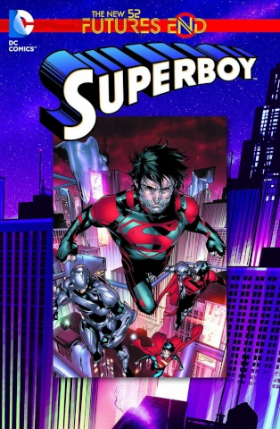 Superboy: Future's End #1 (Standard Cover)