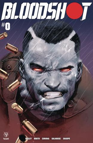 Bloodshot #0 (De La Torre Cover)