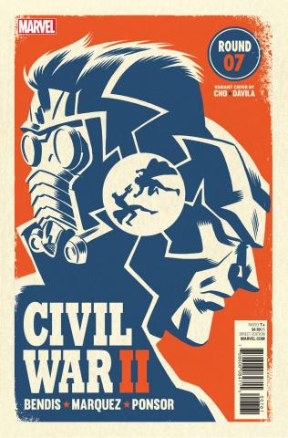 Civil War II #7 (Michael Cho Cover)