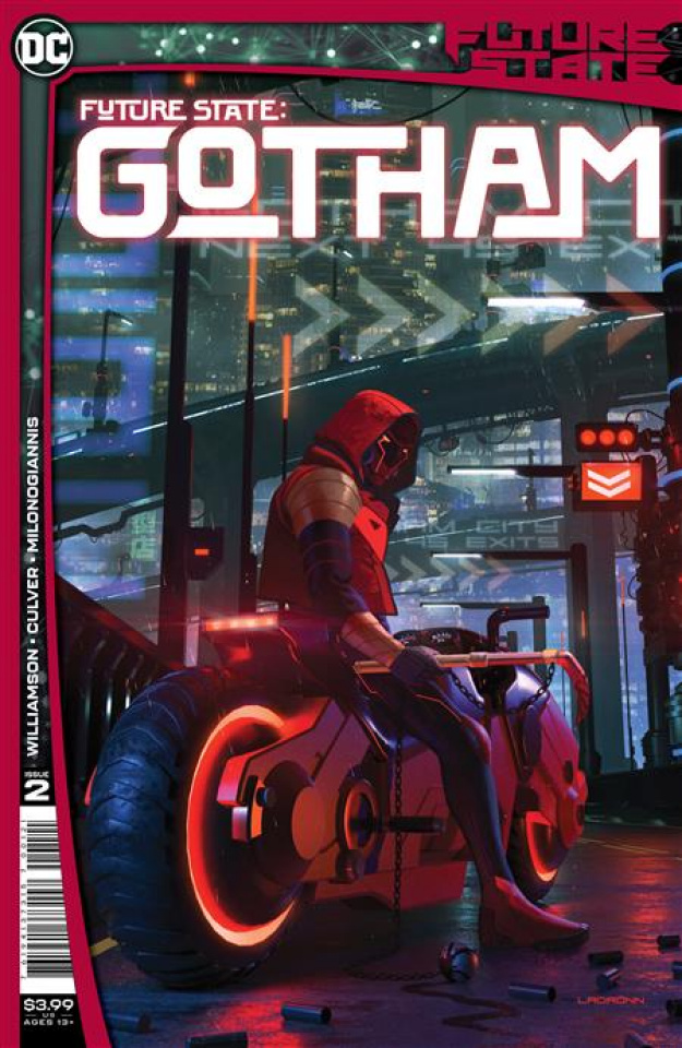Future State: Gotham #2 (Ladronn Cover)