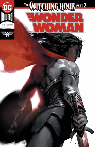 Wonder Woman #56 (The Witching Hour)